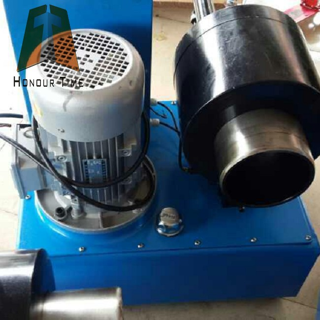 Hot sell high pressure hydraulic pipe/hose crimping machine with full sets of dies
