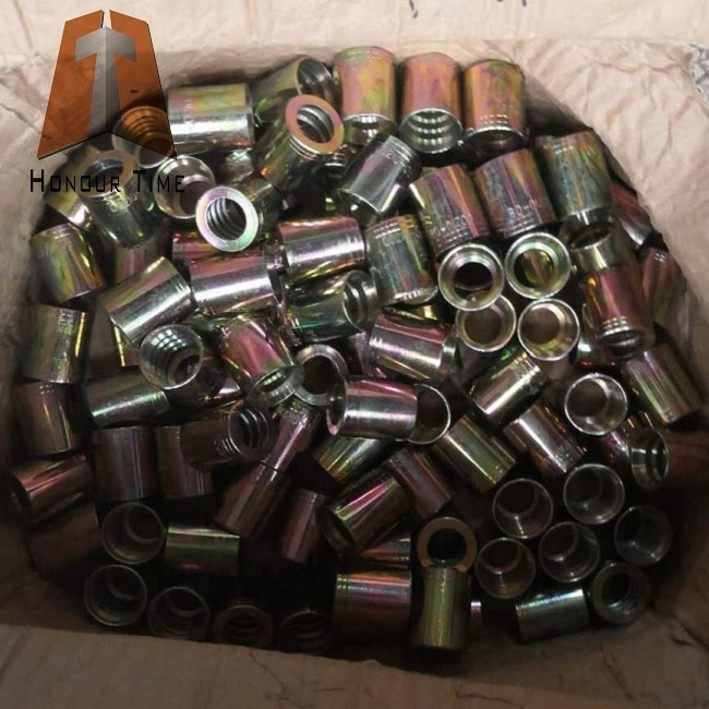 Hot sell hose and fitting technology/ Hydraulic hose Fitting/Hydraulic hose adaptor
